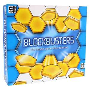 BLOCKBUSTERS board game JOHN LEWIS £8.00 family fun for Xmas day