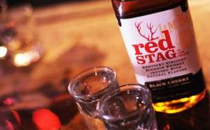 Jim Beam Red Stag Bourbon £13 @ Asda