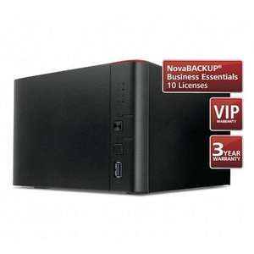 Buffalo TeraStation 1400 4-Bay 16TB Installed NAS Server £497.86 @ bleepbox  / Ebay