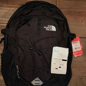 North Face (TNF) Borealis Rucksack (new version) £45 @ Millets in store