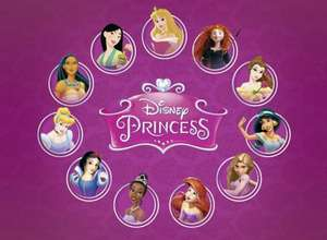 Disney Princess 11 Movie Keepsake Boxset £26.50 @ Amazon