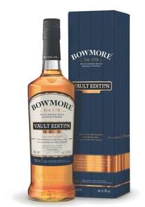 Bowmore Vaults Edition 1  Whisky 70 cl £36.61 with Amazon Prime