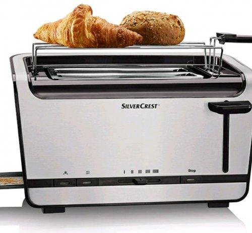4 slice toaster £19.99 @ lidl