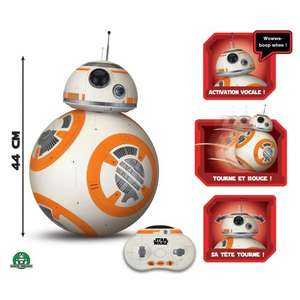 Mahoosive Star Wars BB-8 ucommand remote controlled £125 @ tesco