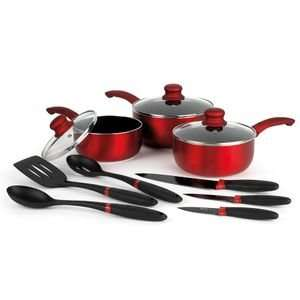 Russell hobbs Legacy 9 Piece Combo Pan Set £29.99 @ B&M in-store / Robert Dyas