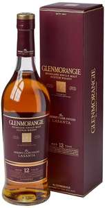 Glenmorangie Lasanta Single Malt Scotch Whisky - £39.99 Amazon
