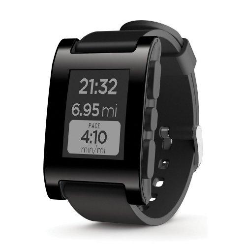 Pebble Classic black smartwatch used £19.99 @ eBay/ cheap_smartphone
