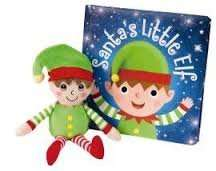 Santa's Little Elf book and toy set £5 @ WH Smith instore / online