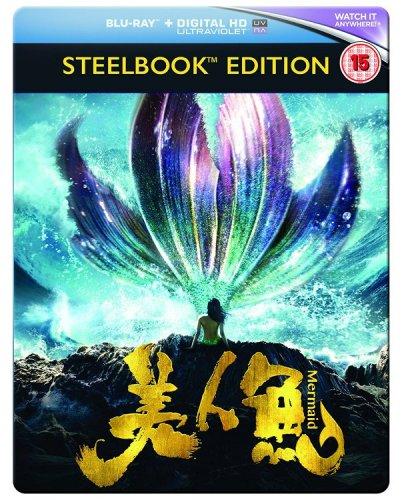 The Mermaid Limited Edition Steelbook [Blu-ray + HDUV] £9.99 in store @ Hmv