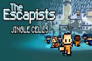 The Escapists - Jingles Cells DLC FREE On PC/Mac//XO/PS4 (December 8th)