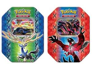 Pokemon Trading Card Tins £13 @ Tesco instore