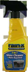 Rain X Rain Repellent and Glass Cleaner (50% off) @ £4.00 with Amazon Add-on
