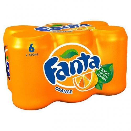 6 Pack of soft drinks  Fanta, Sprite, Dr Pepper Sprite, Lilt Zero. Was £3.21 Now £1.73 @ Morrisons Online/Instore.