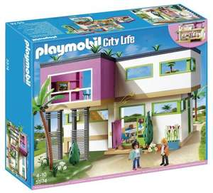 Playmobil 5574 City Life Modern Luxury Mansion £69.99 Amazon