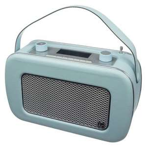 KitSound Jive DAB Radio Blue/ Cream/ Black £19.99 @ Vodafone Ebay