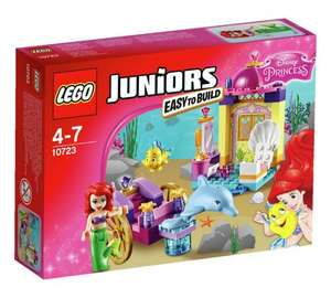 LEGO Juniors Disney Princess Ariel's Dolphin Carriage  (was £12.99) Now £8.49 + FREE watch worth £9.99 at Argos
