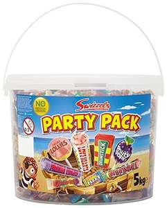 Swizzels Matlow Party Mix 5kg £16.63 Prime / £21.40 Non Prime (£3.33/kg) @ Amazon