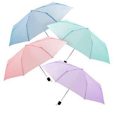 Rain dear? Umbrellas £1 at Poundland.