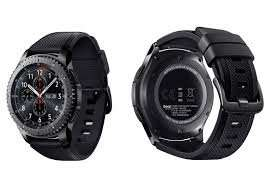 Samsung Gear S3 SM-R760 Frontier Bluetooth Smart Watch - Black - £339.99 @ eGlobal Central