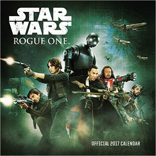 Star Wars Rogue 1 2017 Calendar £4.99 @ Game
