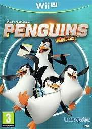Penguins of Madagascar Wii U Game. £11.99 @ argos ebay free postage