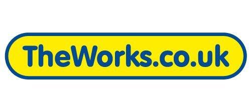 21% Cashback @ The Works using Top Cashback