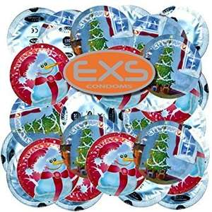 Xmas is coming? Xmas condoms - 100 for £13.99 (free delivery) Amazon @ St. Georges Healthcare.