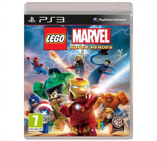 Lego Marvel Super Heroes (PS3) £7.99 @ Argos