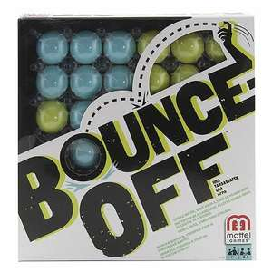 Mattel Bounce Off Game £13.18 @ Amazon (£17.17 Non-Prime)