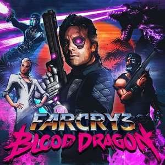 Far Cry 3: Blood Dragon FREE @ Uplay