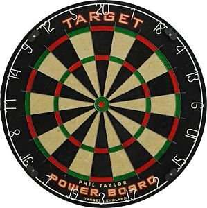 Phil Taylor Dartboard £9.75 Argos on eBay