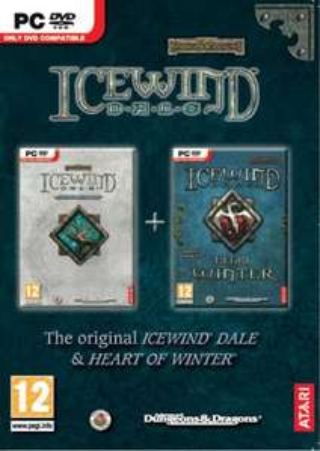 Icewind Dale Compilation (PC-DVD) £1.95 Delivered @ Coolshop