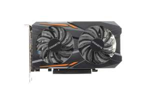 Gigabyte Nvidia GeForce GTX 1050 Ti OC 4GB £139.98 @ Ebuyer (Amazon Price Match OOS till 11th Dec)