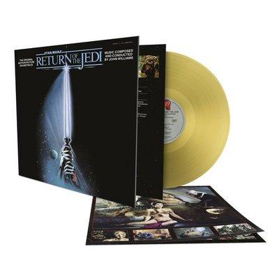 Star Wars Gold Vinyl from 9.99 in HMV Online/Instore