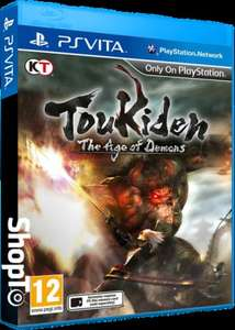 Toukiden: The Age of Demons (PS Vita) £9.85 Delivered @ Shopto