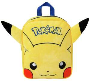 Pokemon Pikachu Backpack £7.99 @ Argos