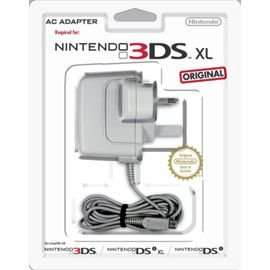 Nintendo AC Adapter (3DS) - £6.50 @ Tesco Direct