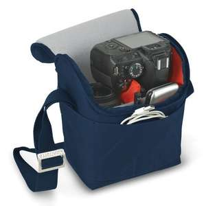 Manfrotto Amica 30 Shoulder Bag In Blue, £9.99 delivered from vodaphone/ebay