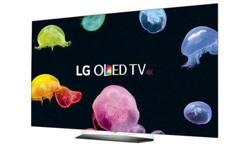 LG OLED55B6V 55 inch 4K Ultra HD OLED Flat Smart TV webOS (2016 Model) - Black - £1898 @ RicherSounds 6 YEAR WARRANTY & 12 Months SKYQ