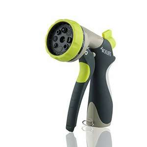 Multifunction Wash Spray Nozzle with Front Triggers - Pressure Washer Accessory @ £2.99 with Prime / £6.98 non prime Sold by JSE tools and Fulfilled by Amazon.