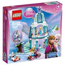 LEGO Disney Princess 41062: Elsa's Sparkling Ice Castle - Amazon Prime Members only