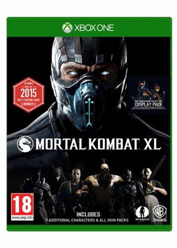 Mortal Kombat XL (Xbox One) £13.69 Delivered @ Base