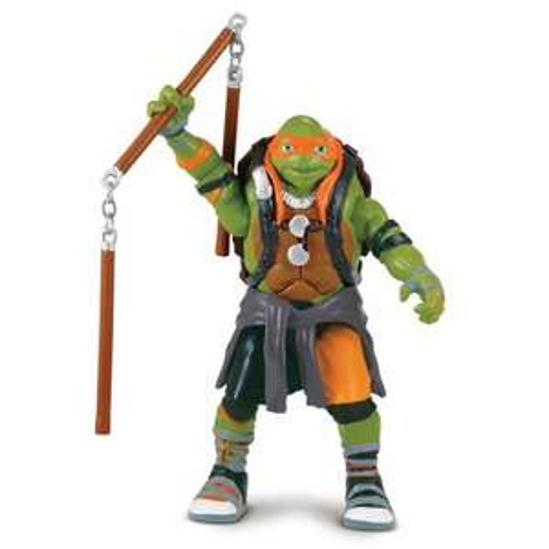 Ninja Turtles 2 Deluxe talking figure £6.99 from Smyths toys