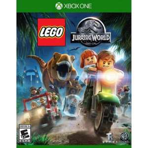Lego. Jurassic World. Xbox One £17 @ Asda