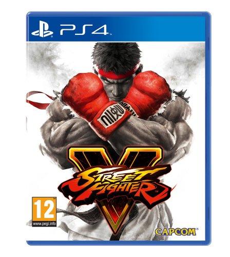 Street Fighter V £16.99 delivered at Studio