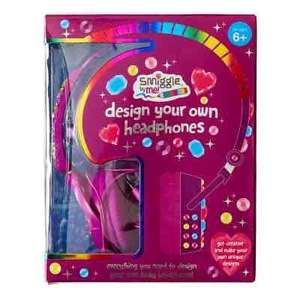 Smiggle - design your own headphones and other toys and stationery. Any two for £20. Also 20% off your first order when you sign up! (£4.50 del)