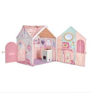 Rose Petal Cottage Playset by Dream Town £56.99 @ Amazon (Prime exclusive)