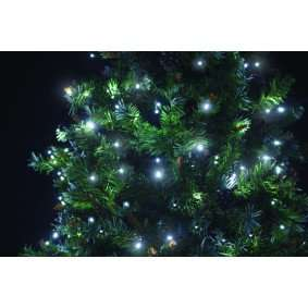 500 Remote Control LED Christmas Lights – Cool White was £39.99 reduced to £22.49 / £21.50 after poss quidco @ maplins