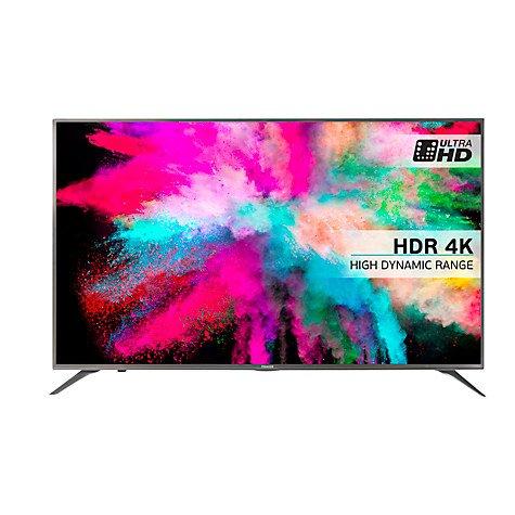Hisense 50M5500 LED HDR 4K Smart TV £499 @ John Lewis/Richer Sounds