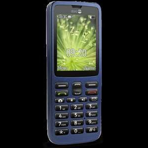 Doro 5516 Midnight Blue Now £12.99 @ O2